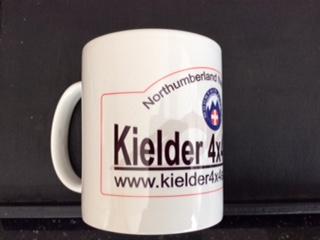 Kielder 4x4 Safari Mugs