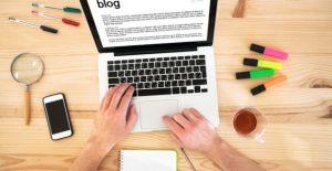 Viết Blog - cách kiếm tiền thụ động từ Bitcoin