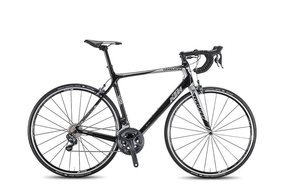 Race Bikes von KTM Merida LOOK & SCOTT