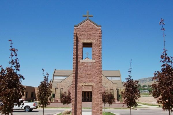 St Thomas Aquinas Catholic Church Kier Construction - Year