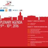 2016 Plenary Program