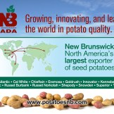 Seed Potatoes Trade Show Booth