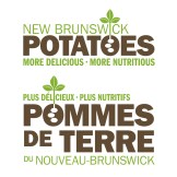 Table Potatoes Branding