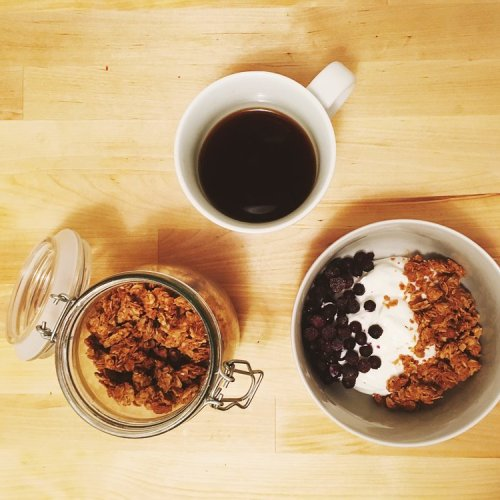 Honey Peanut Butter Granola Recipe