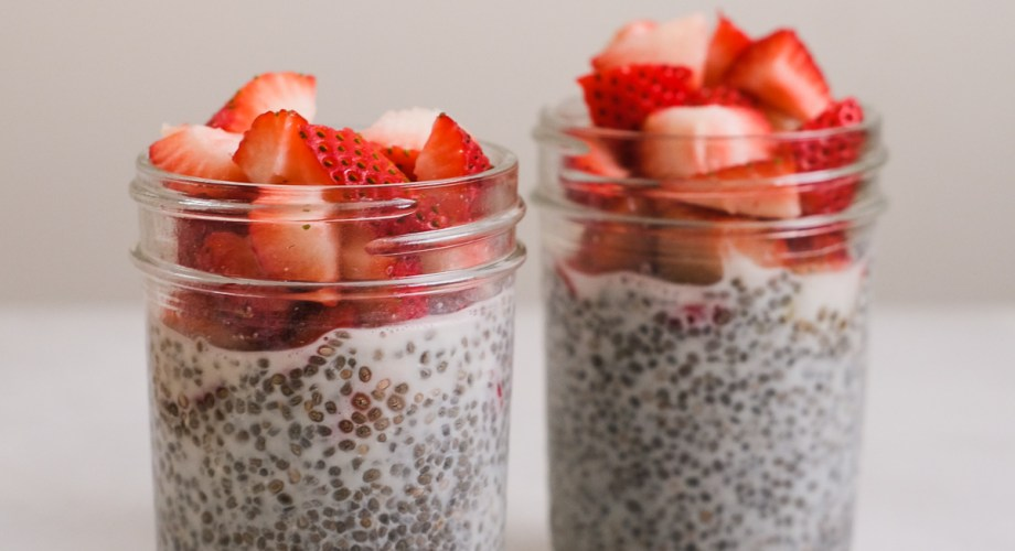 Chia Seed Pudding Recipe