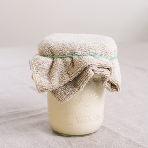 How to Make a Sourdough Starter: My 7 Day Journey