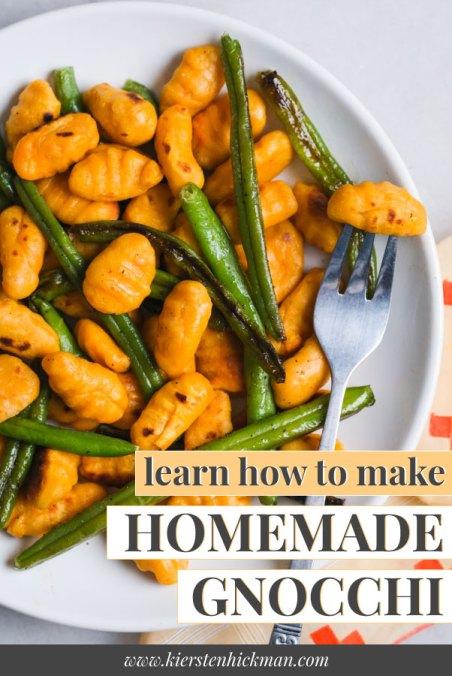 how to make gnocchi