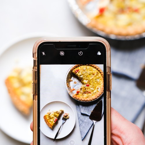 How to Take Awesome Food Photos