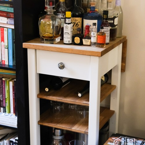 How We Stock Our At-Home Bar