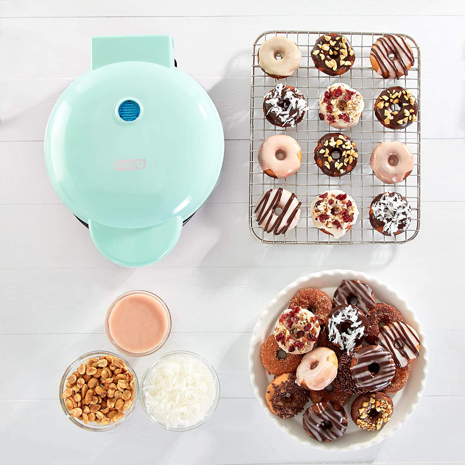 dash mini donut maker