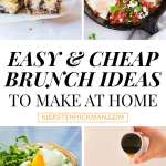 cheap brunch recipes