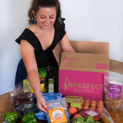 My Favorite Imperfect Foods Box Picks