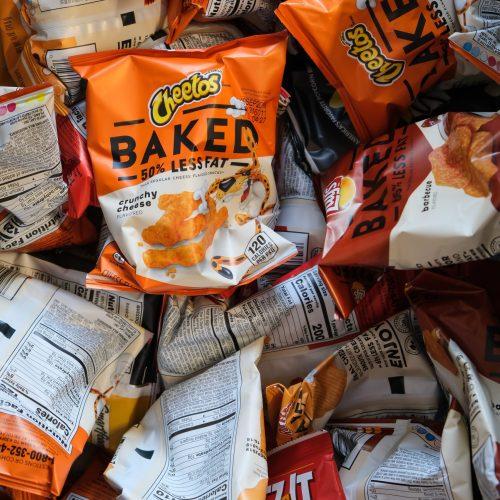 It's Okay To Eat Cheetos
