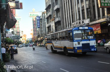Komunikacja miejska w Bangkoku