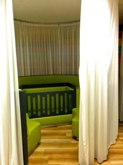 Tam spał Stasio :)