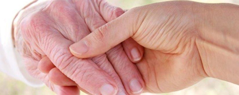 Rimpels in handen verminderen