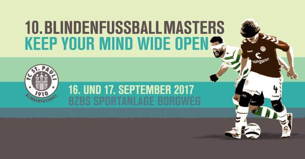 Ankündigungsflyer Keep Your Minds Wide Open 2017