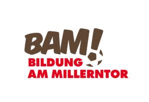 Logo BAM! Bildung am Millerntor