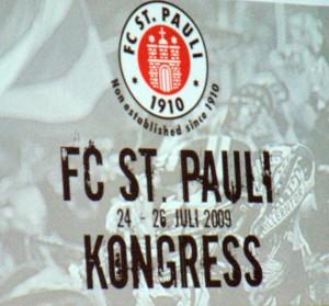 FC St. Pauli - Kongress 2009