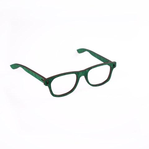 Puidust prillid