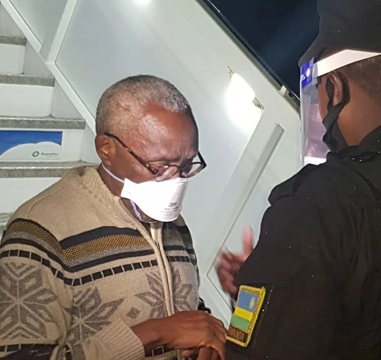 Bishimiye ko Rutunga Venant ukekwaho ibyaha bya Jenoside yoherejwe mu  Rwanda - Kigali Today