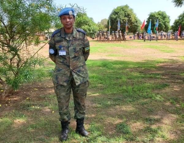 Major Stella uwineza