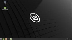 Ilustración 37: Linux Mint en cualquiera de sus escritorios básicos es sinónimo de velocidad y baja demanda de recursos.