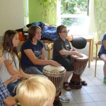 Trommeln - Sommer 2016 (1)