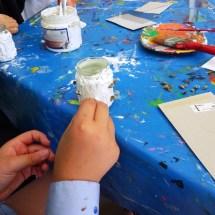 Basteln mit Muscheln im KiJu Neheim - Sommerferien 2017 (12)