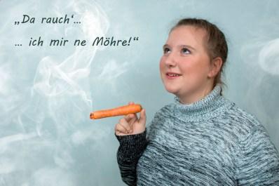 Da rauch ich mir ne Möhre (11)