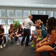 Besuch beim Bürgermeister - Sommer 2018 (18)