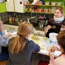 Pralinen und Kekse machen (6)