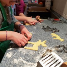 Pralinen und Kekse machen (9)