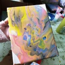 Pouring und Farbexperimente (20)