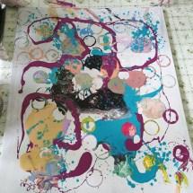 Pouring und Farbexperimente (29)