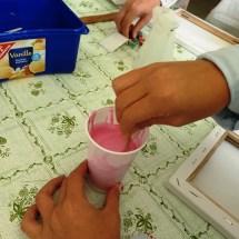 Pouring und Farbexperimente (6)