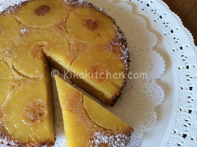 Torta allananas bimby fresca e veloce da realizzare  Kikakitchen