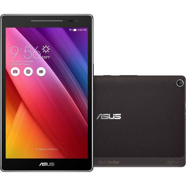 Asus ZenPad 8.0 (8 inch) Tablet PC MediaTek Quad Core (MT8163) 1.3GHz 2GB 16GB WLAN BT 4.0 Android 5.0 (Lollipop) Dark Grey: Kikatek UK