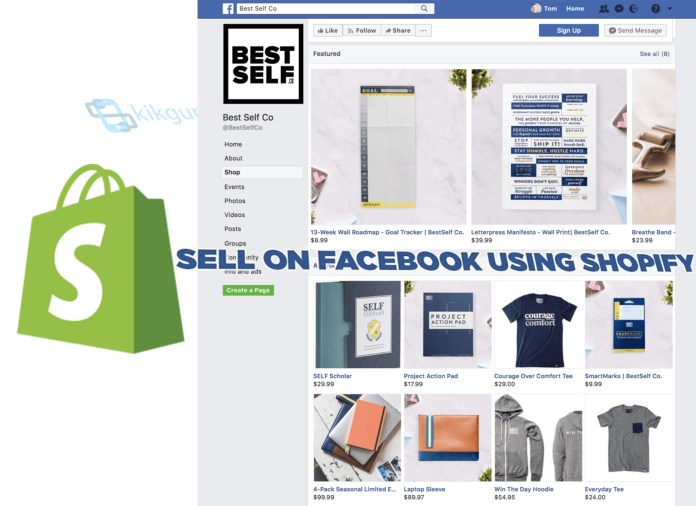 Shopify Facebook Store - How to Connect & Set Up a Shopify Facebook Store   Facebook Ads Shopify