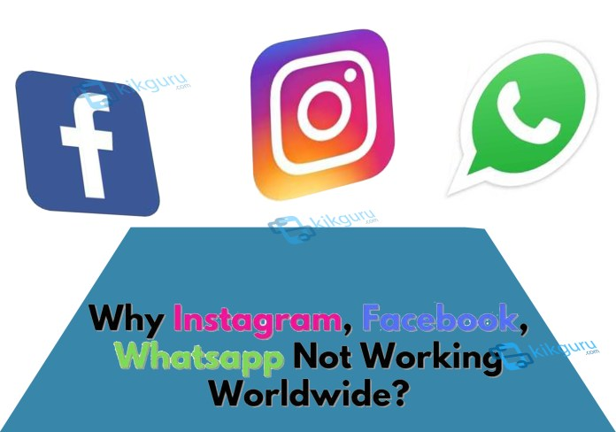 Why is Facebook not working 2021 - Facebook, WhatsApp and Instagram are down | How to Access Facebook 2021