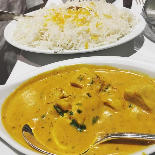 Ladresse parfaite pour manger un bon curry ? On ahellip