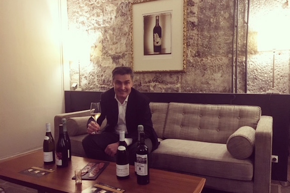 degustation exception luxe vin fromage Faubourg Saint-Honoré 8eme Paris