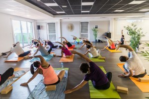 yoga sport meditation paris