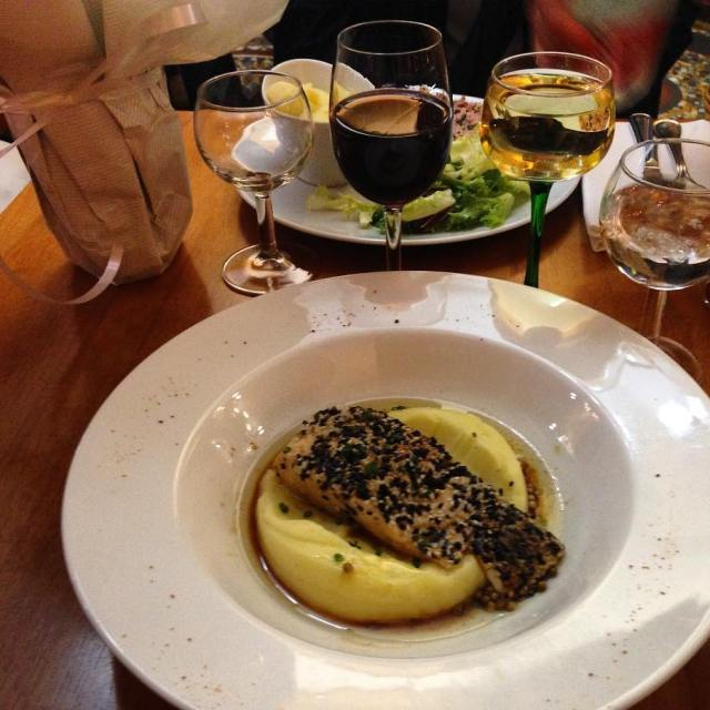 Merveilleux diner  la brasserie Bofinger  BastilleLe lieu esthellip