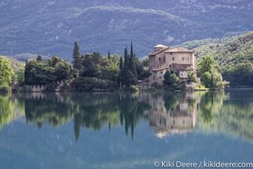 Castel Toblino, Trentino, Italy