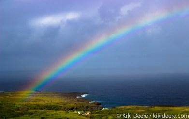 Rainbow, Luzon, Philippines