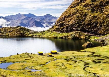 Lares Trek, Andes, Peru