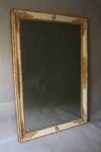 Empire mercury glass mirror in Mirrors