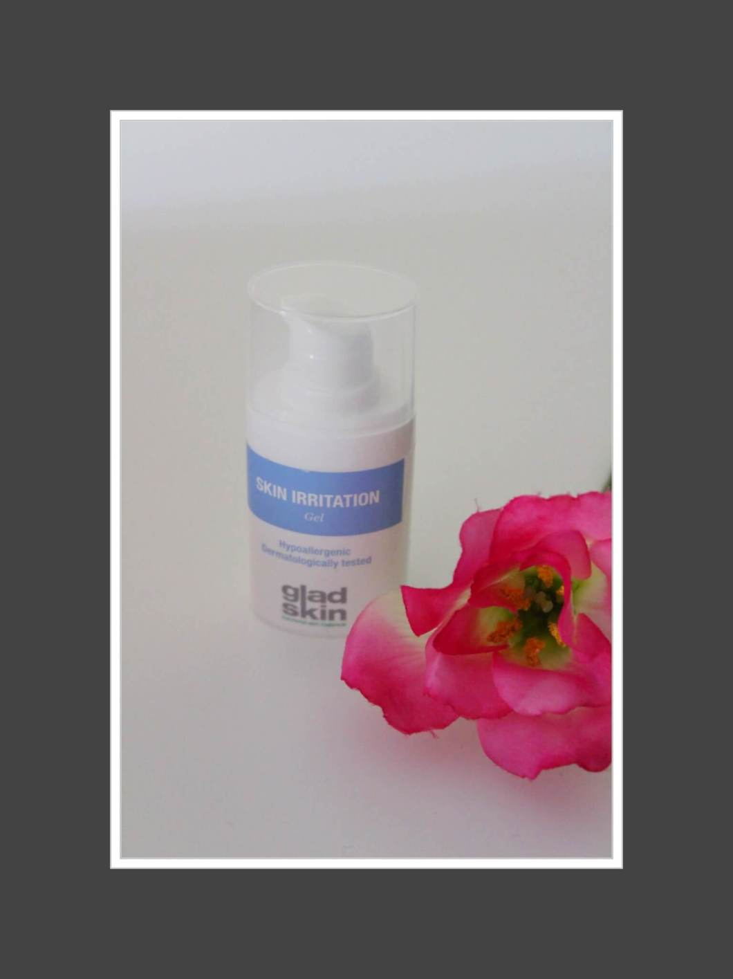 gladskin skin irritation gel
