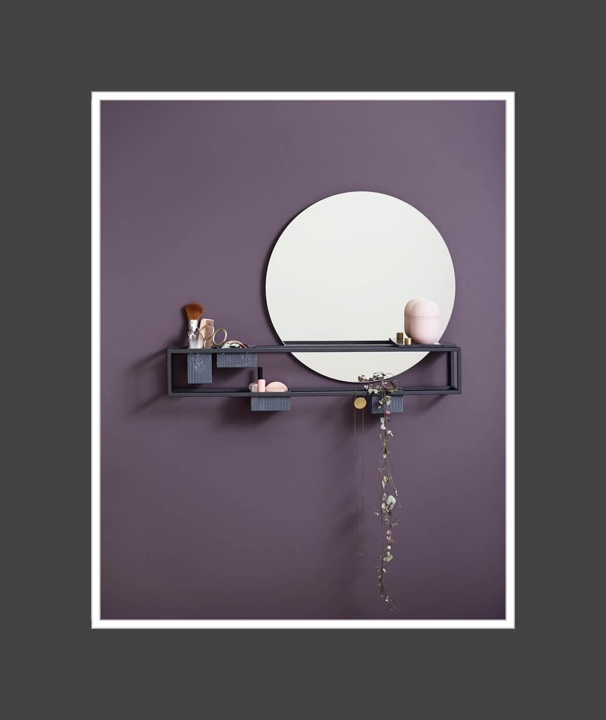 mirror box wandspiegel